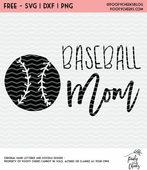 Baseball mom 650x750