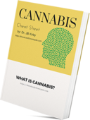Cannabis cheat sheet by dr jb kirby sm