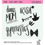 Dance mom cut files