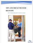 Tips and tricks for food delivery   ebook