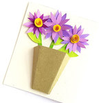 3d flower bouquet card s2