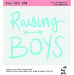 Raising boys cut file