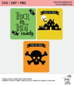 Halloween cut files