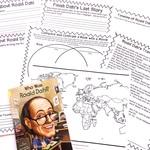 Roald dahl free unit study square