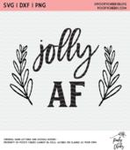 Jolly af cutfile