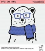 Winter bear cut file