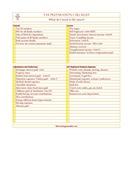 Tax preparation printable