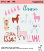 Llama cut file