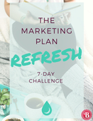 Marketing plan refresh cover art only