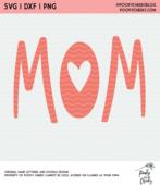 Mom heart cut file